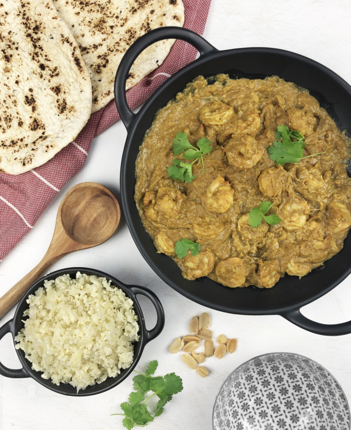 Prawn Korma Curry